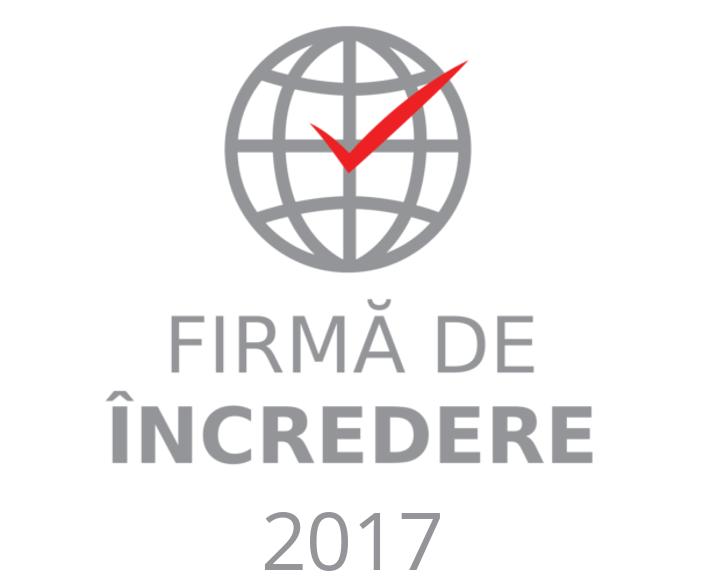 firma de incredere 2017