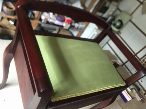 retapitare scaun 2